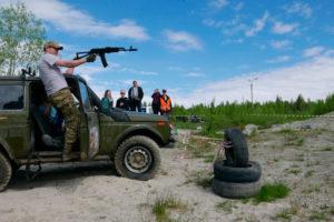 Под Рузой состоится автобиатлон при содействии Союза добровольцев Донбасса