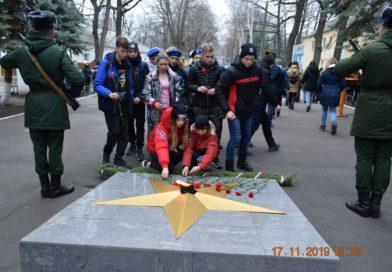 Команда проекта «На защите защитников» посетили войсковую часть 14272