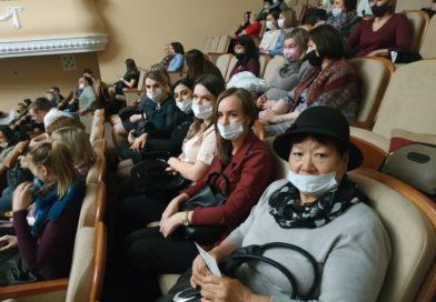 «Театр как средство социальной адаптации мигранта»